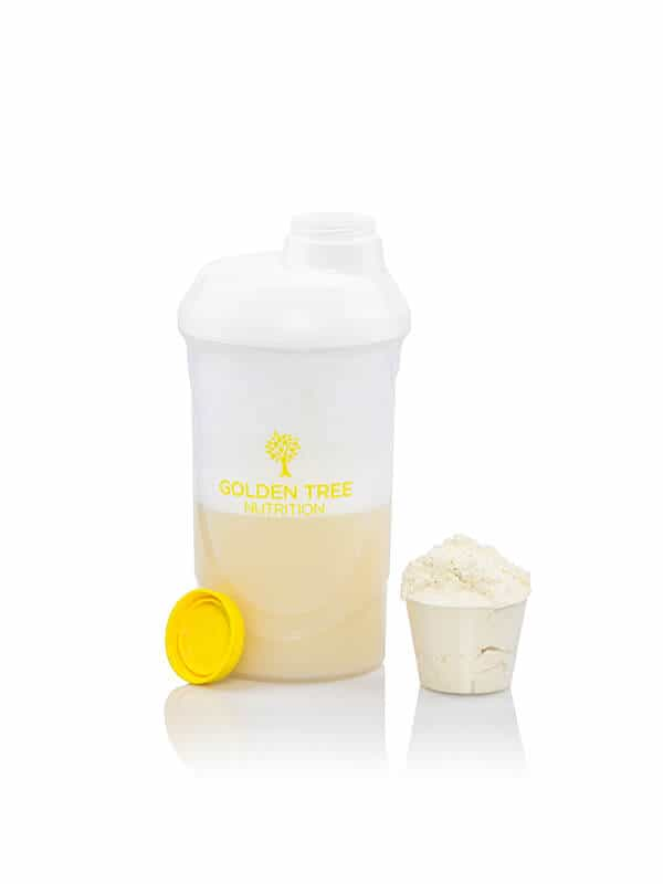 Golden TREE Nutrition Wave Shaker, 600 ml